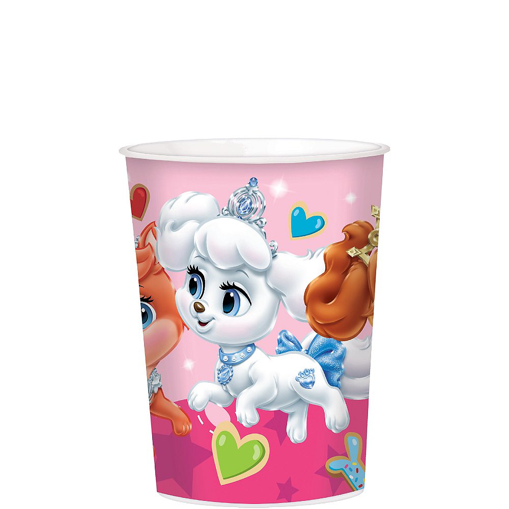 Disney Princess Palace Pets Favor Cup Image #1