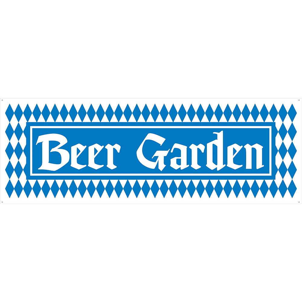 Beer Garden Oktoberfest Banner Image #1