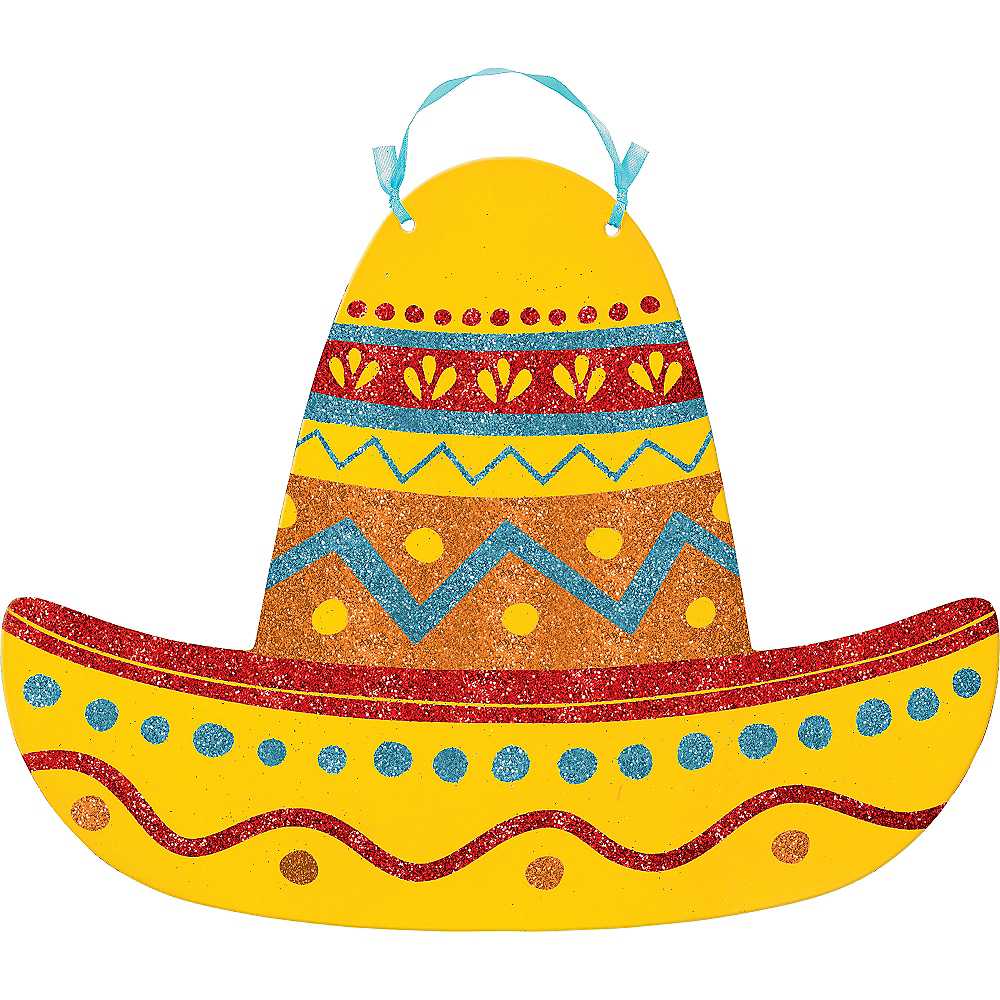 Nav Item for Glitter Sombrero Sign Image #1