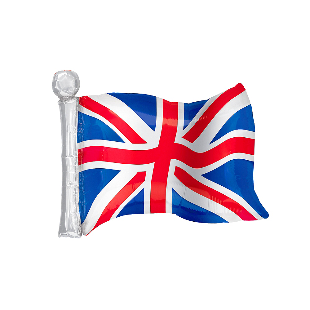 Union Jack Flag Balloon - Great Britain Image #1