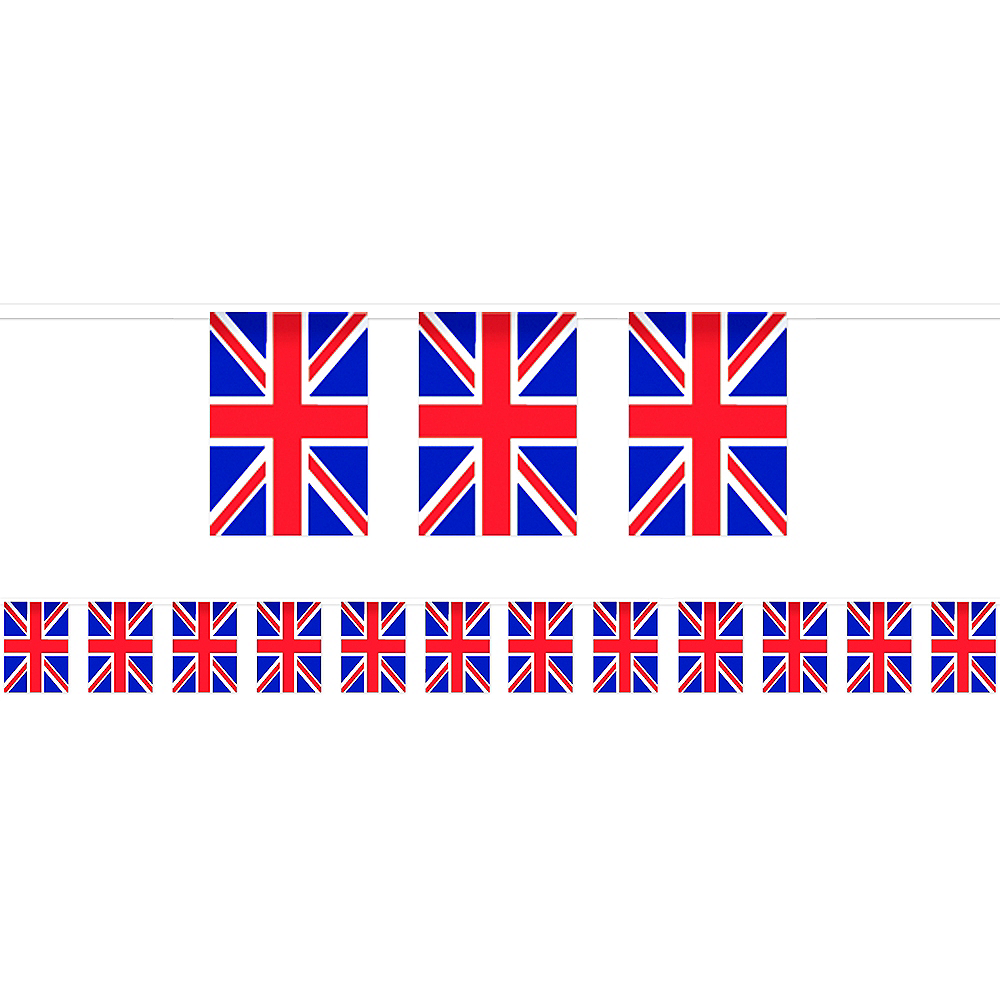 Union Jack Flag Pennant Banner - Great Britain Image #1