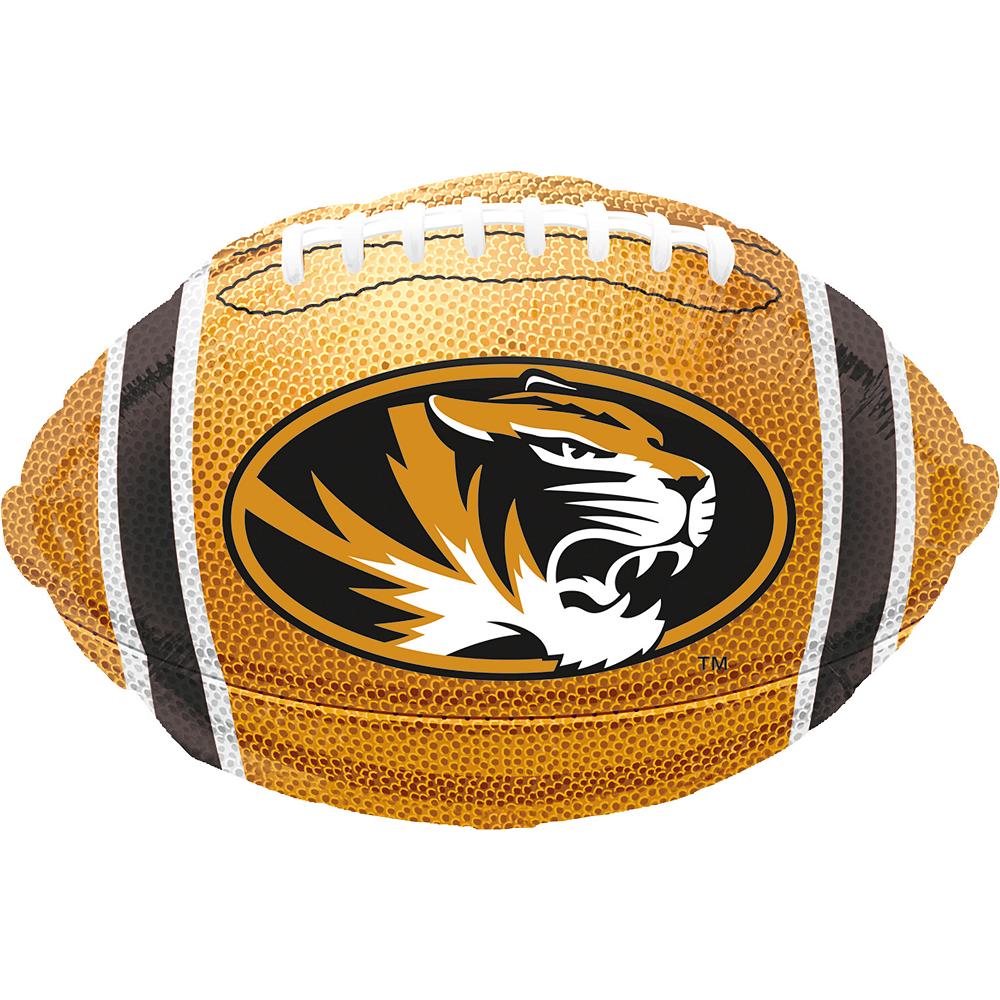 Missouri Tigers Balloon - Football Image #1