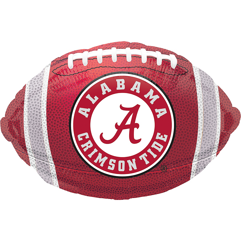 Alabama Crimson Tide Balloon - Football Image #1
