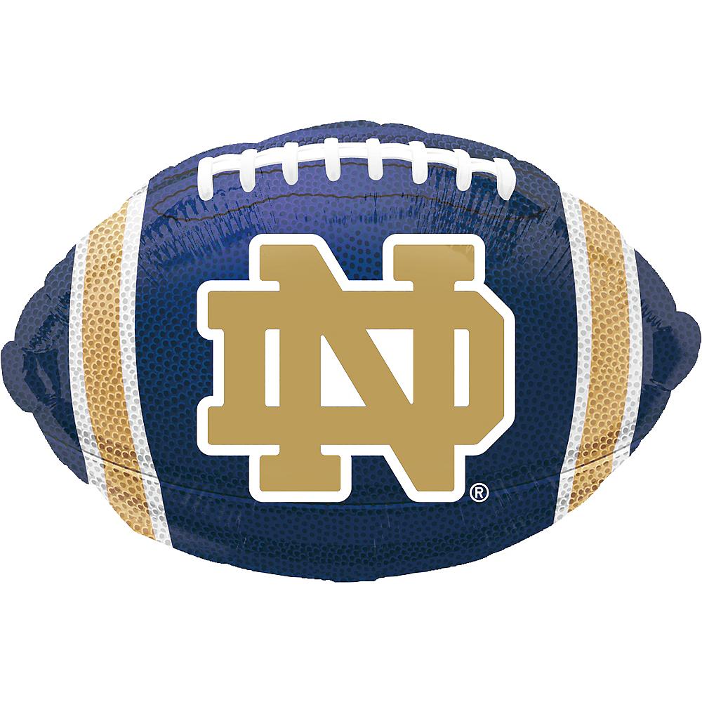 Notre Dame Fighting Irish Balloon - Football Image #1