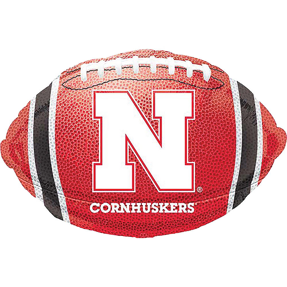 Nebraska Cornhuskers Balloon - Football Image #1