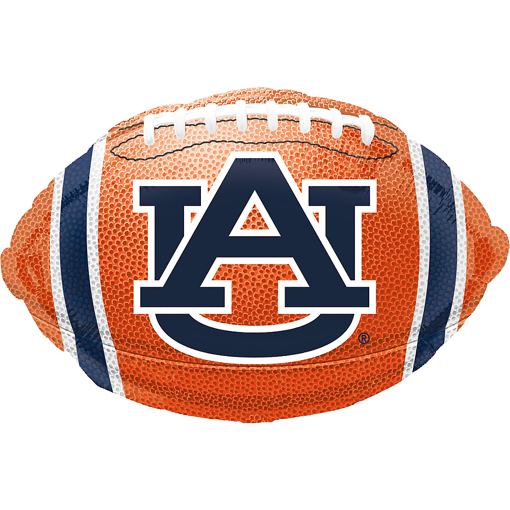 Auburn Tigers Balloon - Football Image #1