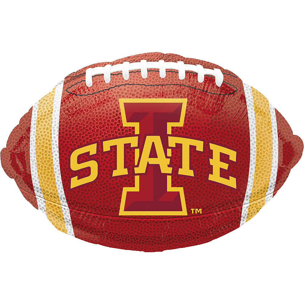Nav Item for Iowa State Cyclones Balloon - Football Image #1