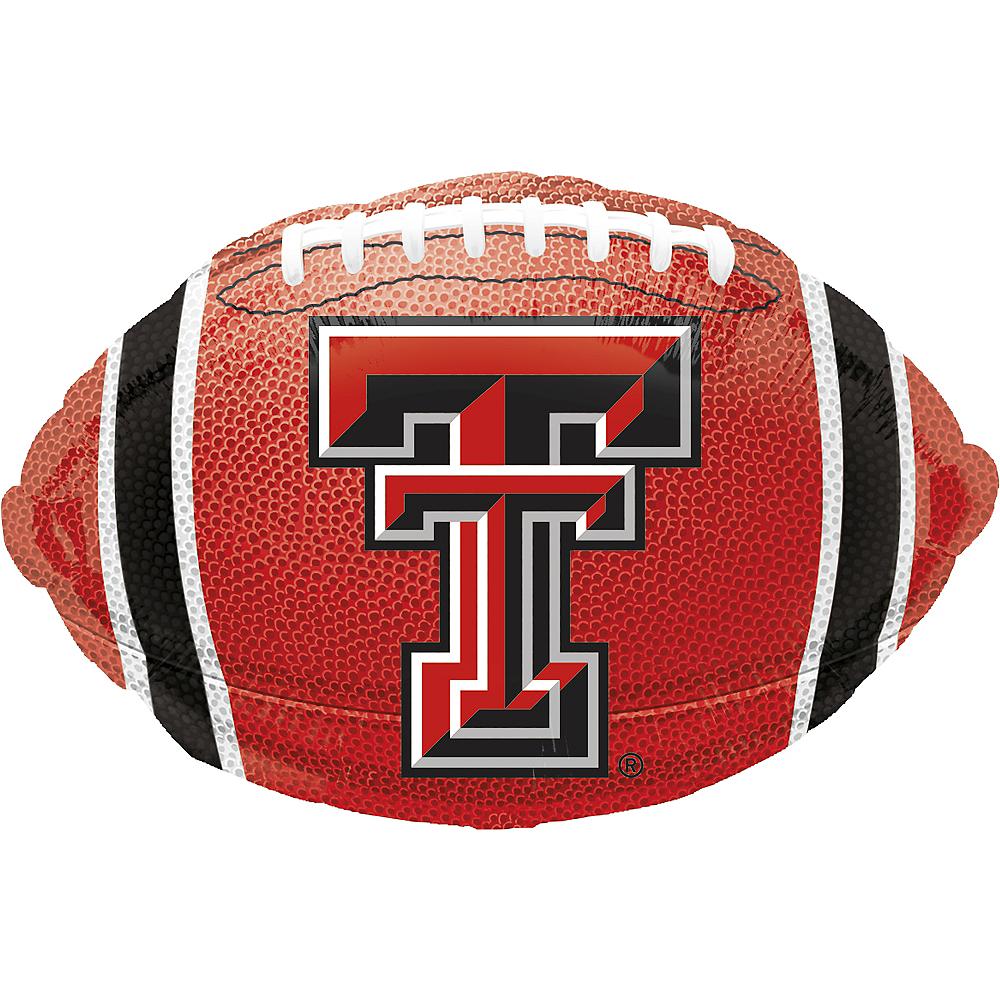 Texas Tech Red Raiders Balloon - Football Image #1