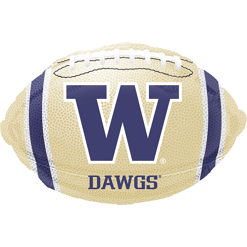 Washington Huskies Balloon - Football Image #1