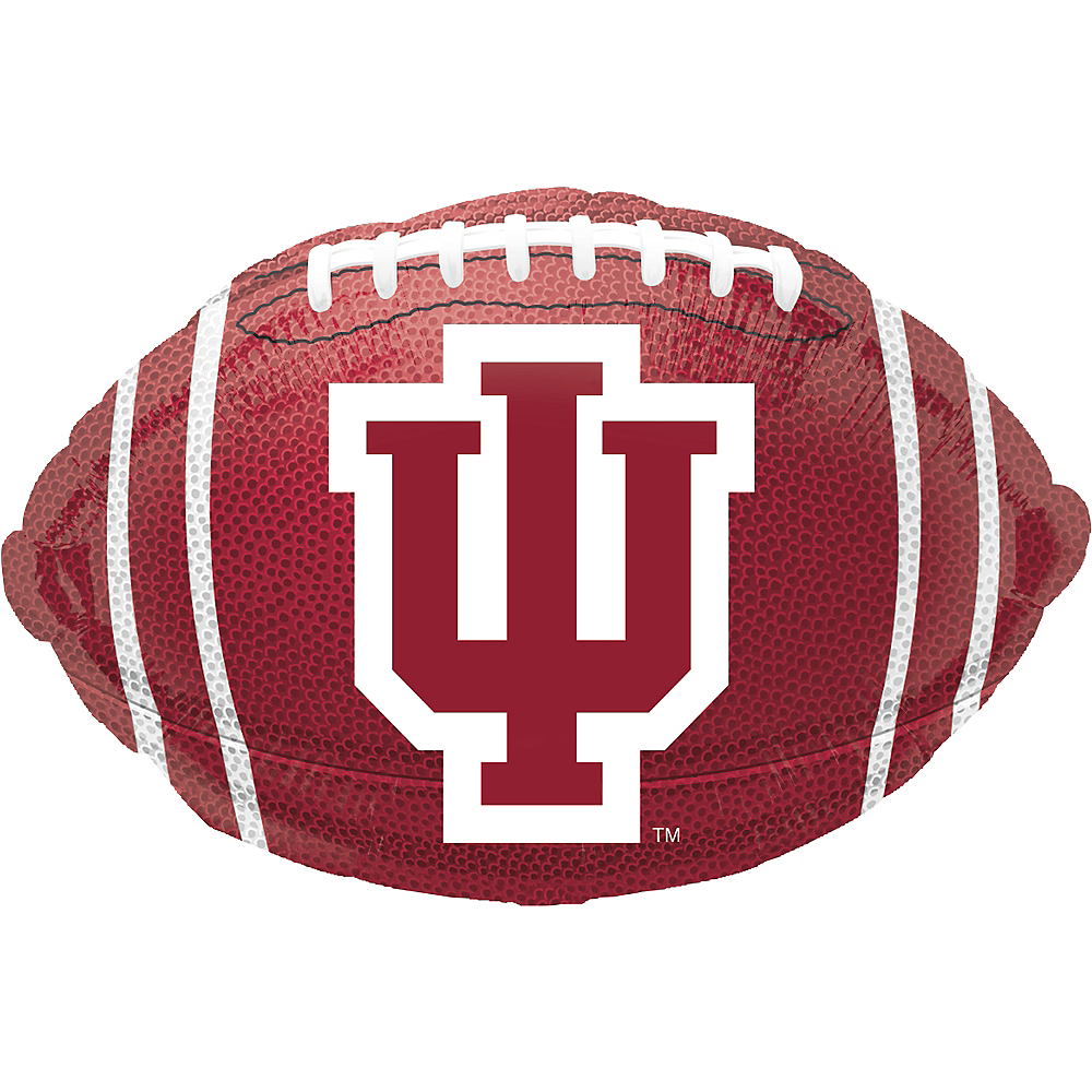 Indiana Hoosiers Balloon - Football Image #1