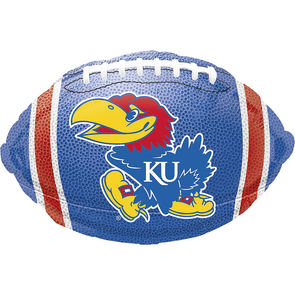 Kansas Jayhawks Balloon - Football Image #1