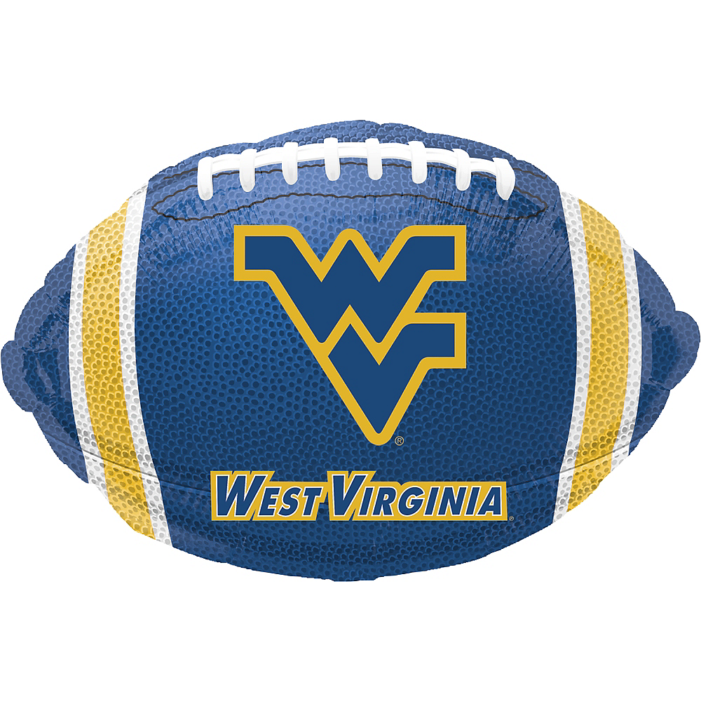 Nav Item for West Virginia Mountaineers Balloon - Football Image #1