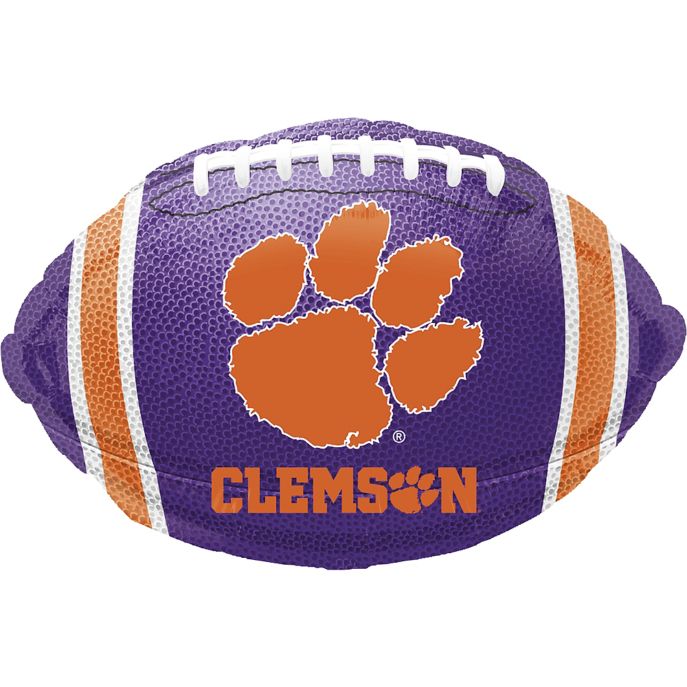 Clemson Tigers Balloon - Football Image #1