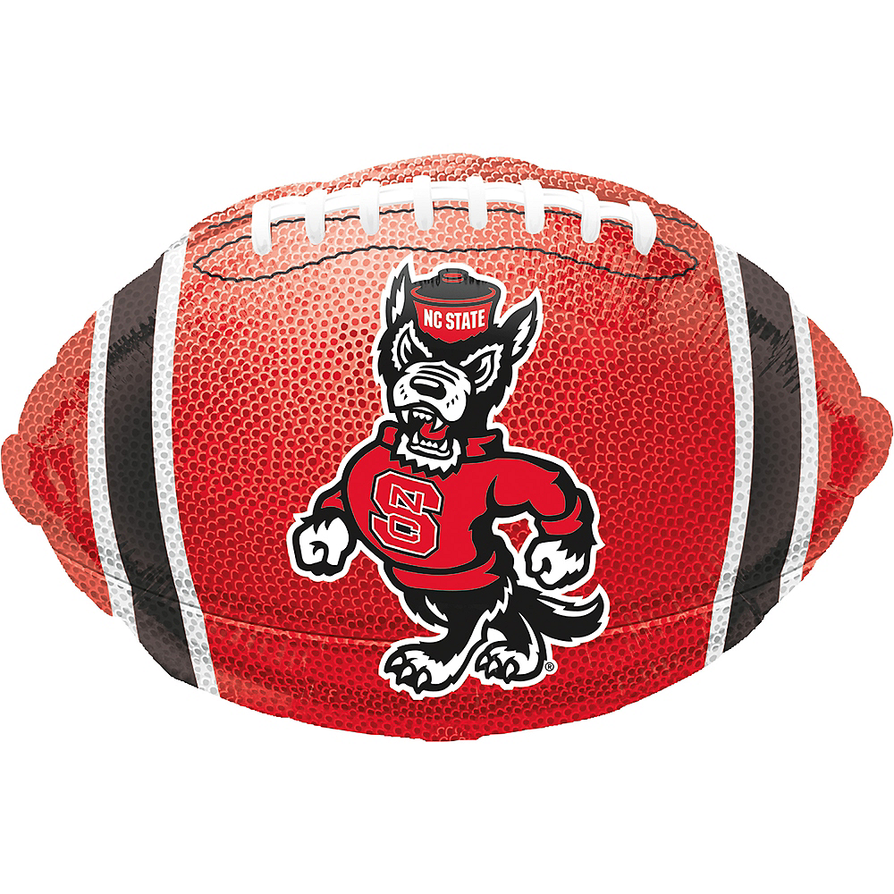 North Carolina State Wolfpack Balloon - Football Image #1