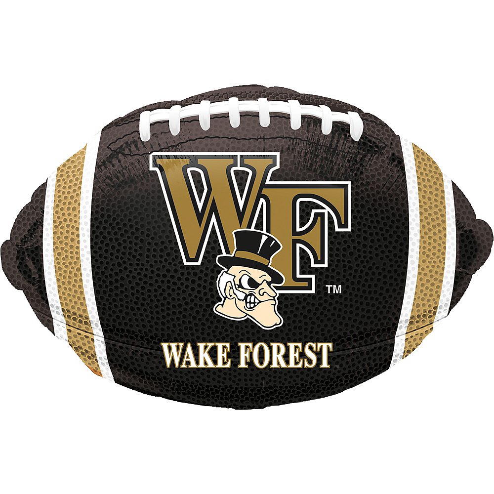 Wake Forest Demon Deacons Balloon - Football Image #1