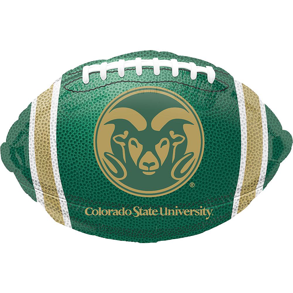 Colorado State Rams Balloon - Football Image #1