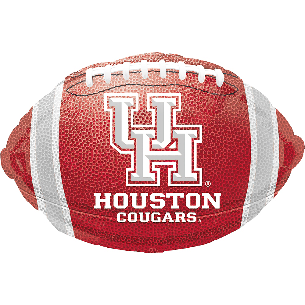Houston Cougars Balloon - Football Image #1