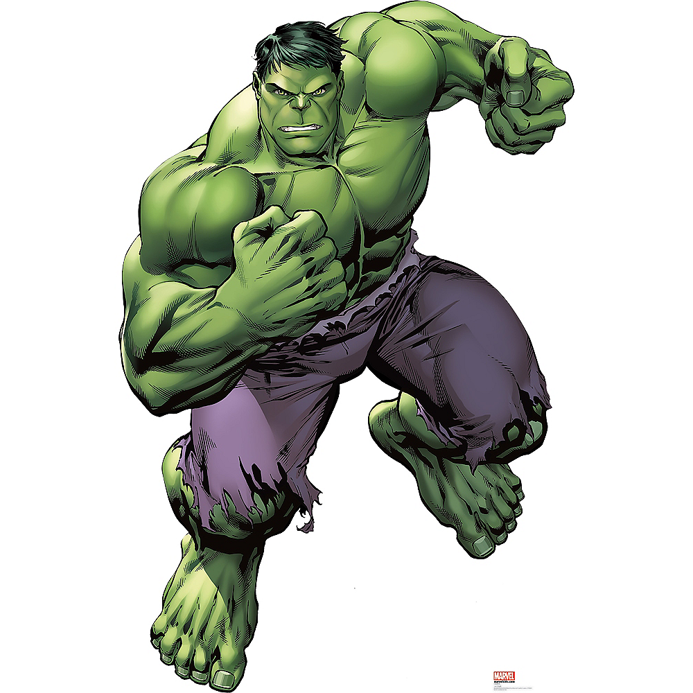 This is a picture of Dramatic Images of Hulk