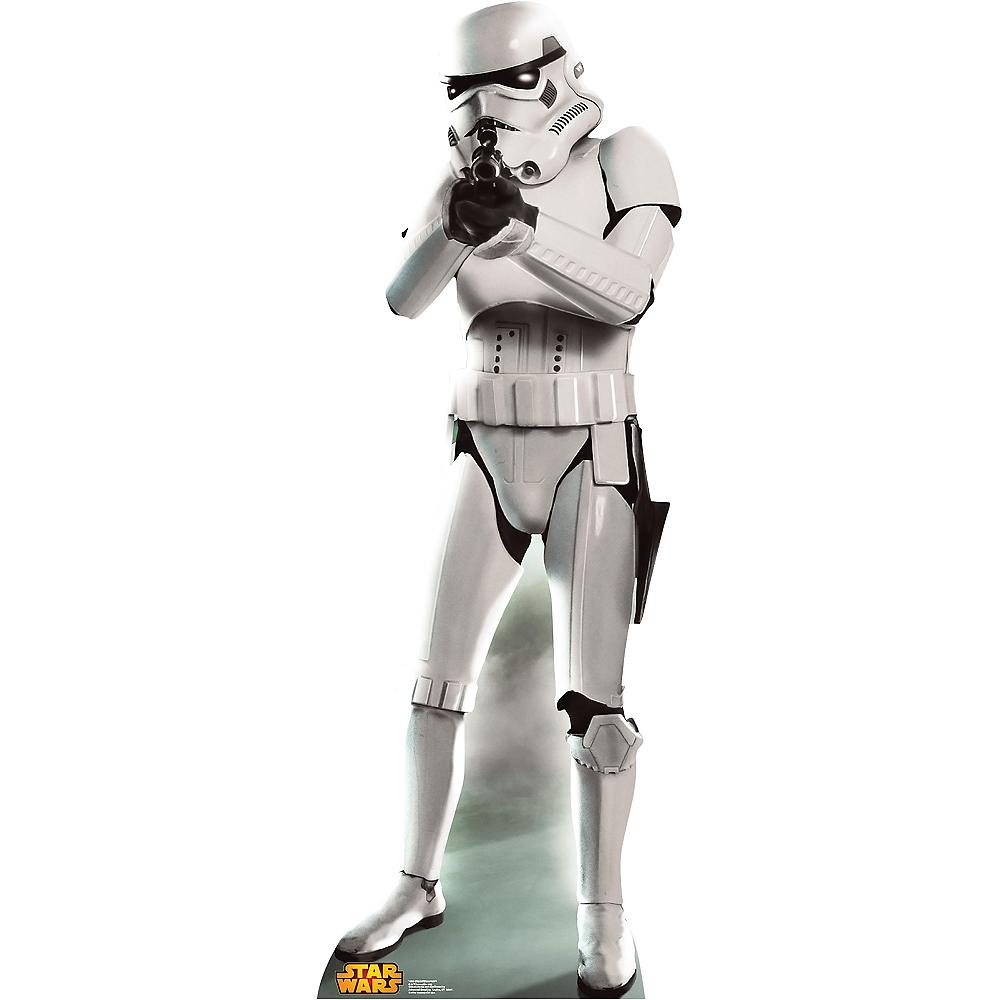 Stormtrooper Life-Size Cardboard Cutout - Star Wars Image #1