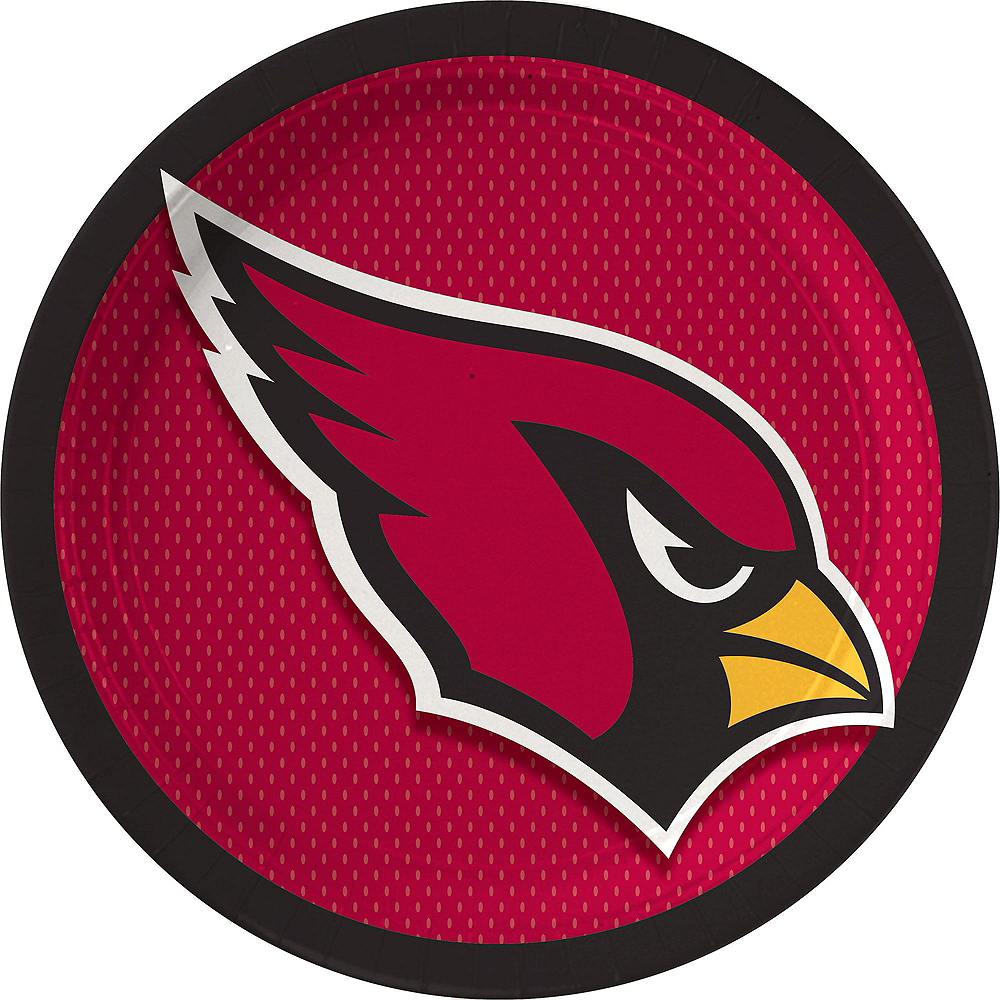 Super Arizona Cardinals Party Kit for 18 Guests Image #2