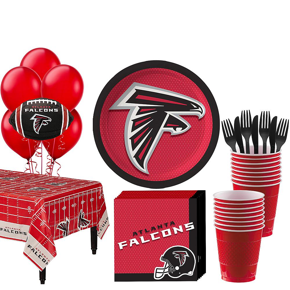 Super Atlanta Falcons Party Kit for 18 Guests Image #1