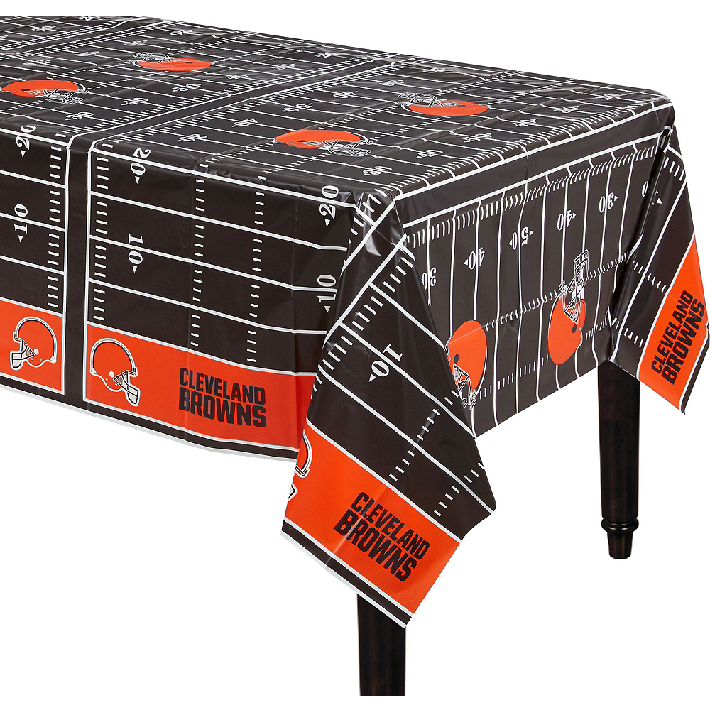 Super Cleveland Browns Party Kit for 18 Guests Image #5