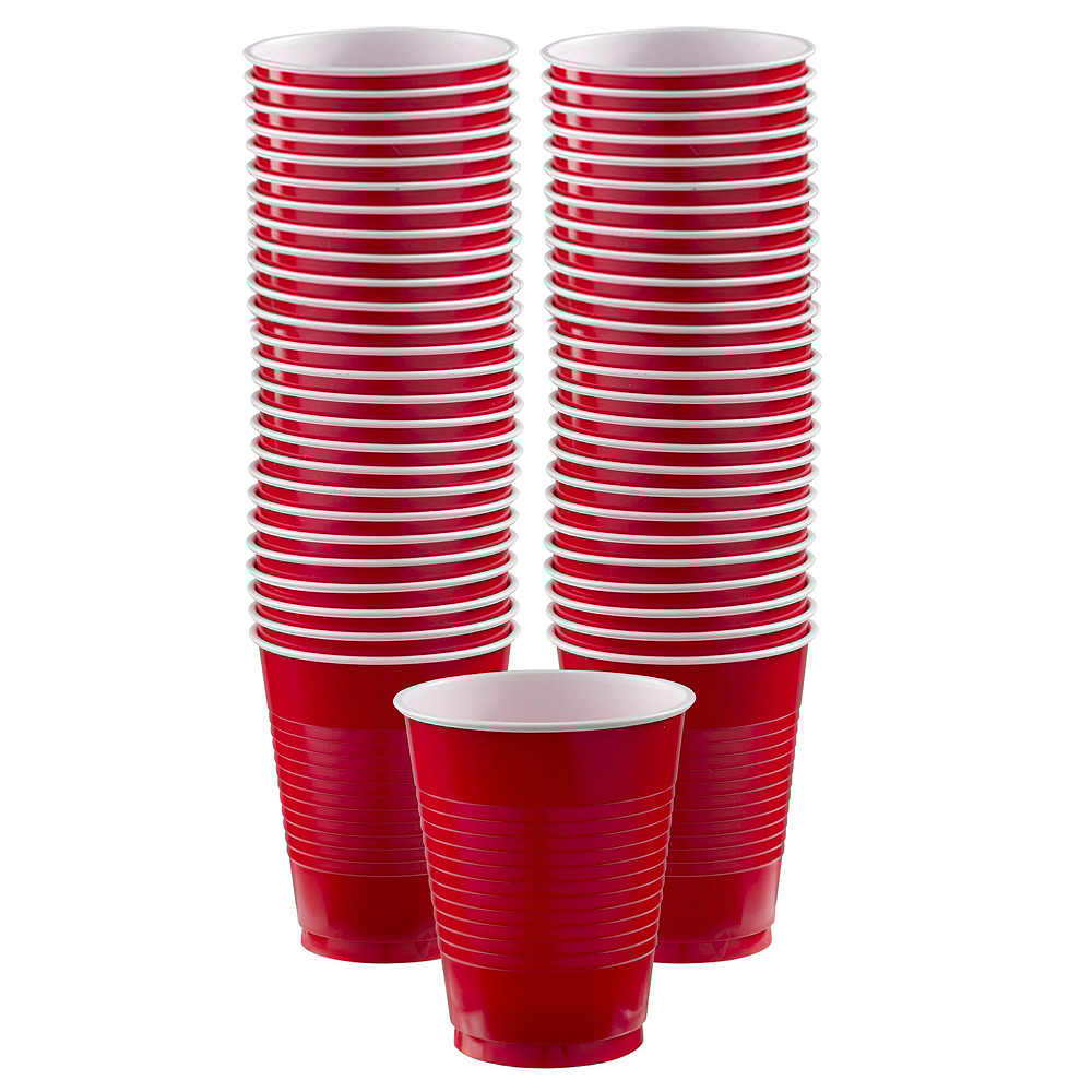 Super Kansas City Chiefs Party Kit for 18 Guests Image #4