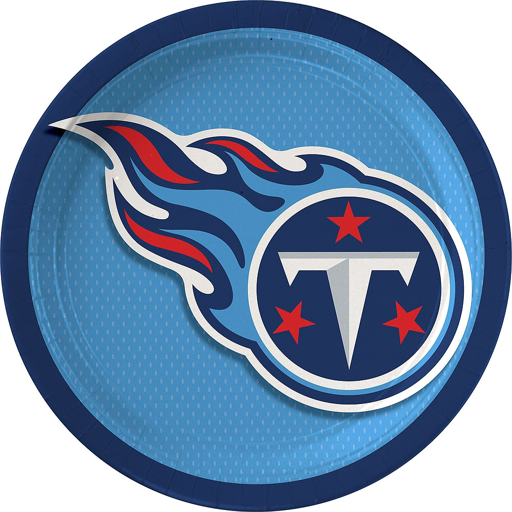 Super Tennessee Titans Party Kit for 18 Guests Image #2