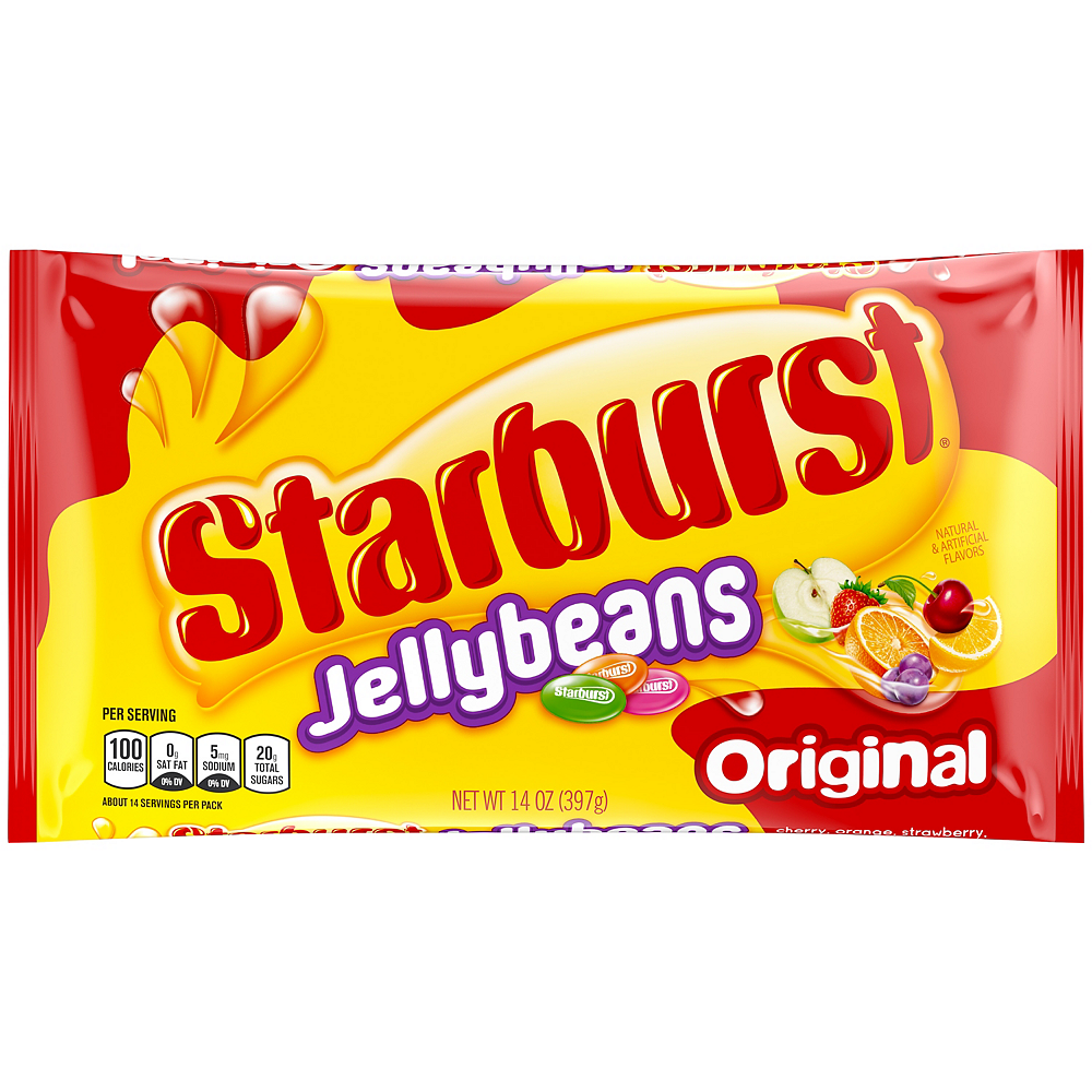 Starburst Original Easter Jelly Beans Image #1