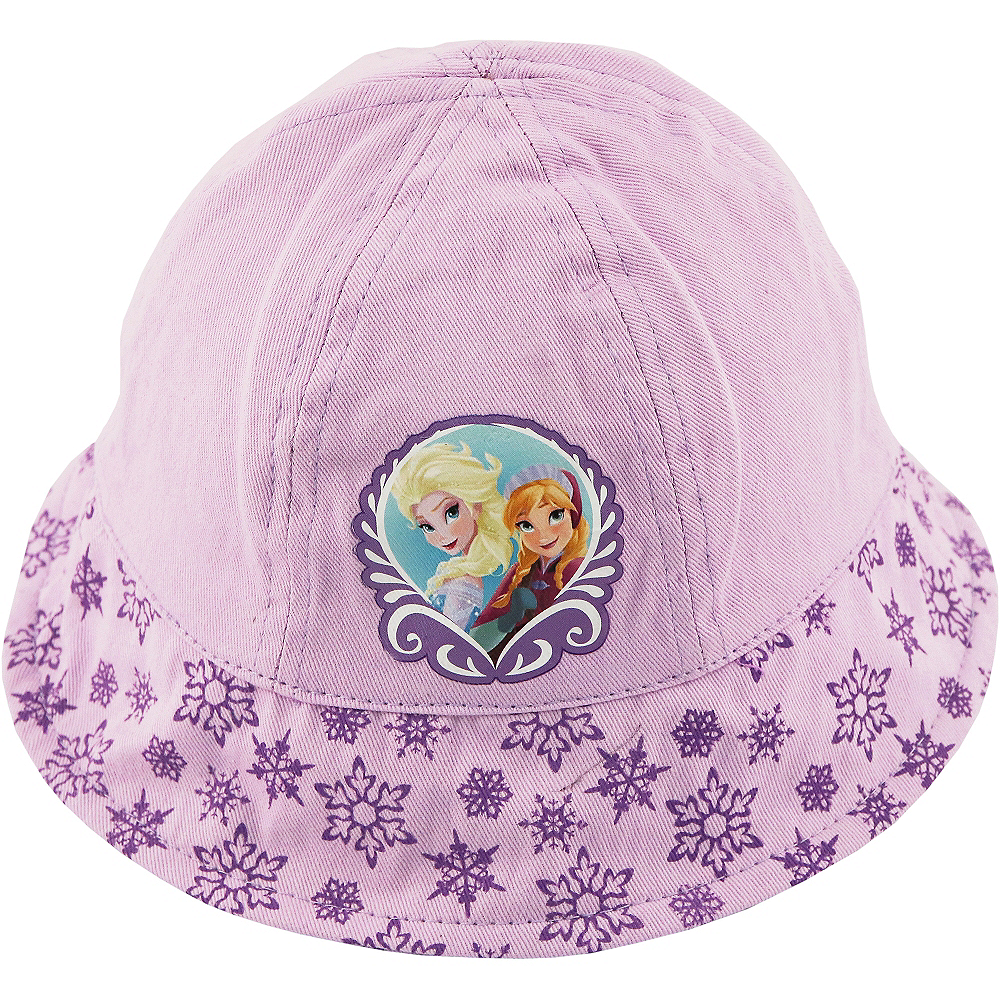 Child Frozen Bucket Hat Image #1