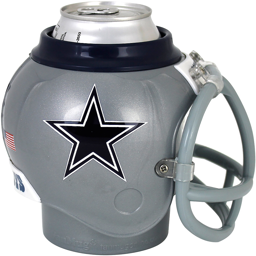 Nav Item for FanMug Dallas Cowboys Helmet Mug Image #1