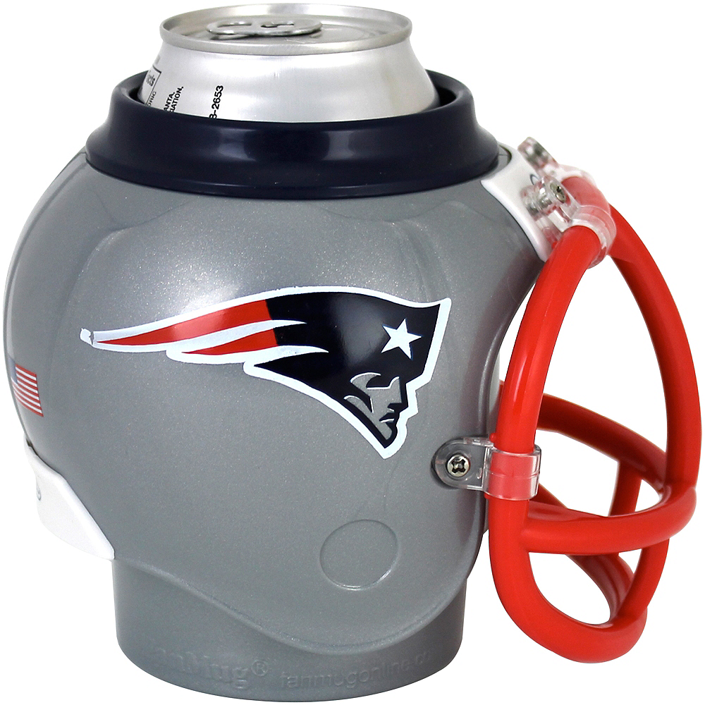 Nav Item for FanMug New England Patriots Helmet Mug Image #1