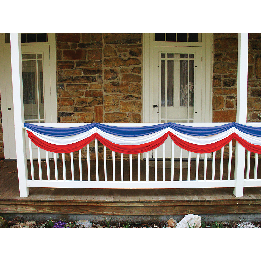 Red, White & Blue Bunting Image #2