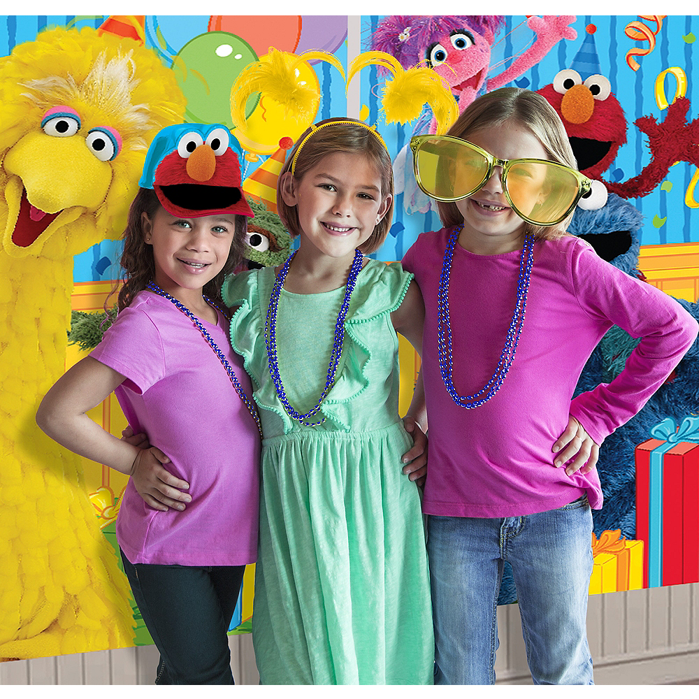 Sesame Street Photo Booth Kit Image #1
