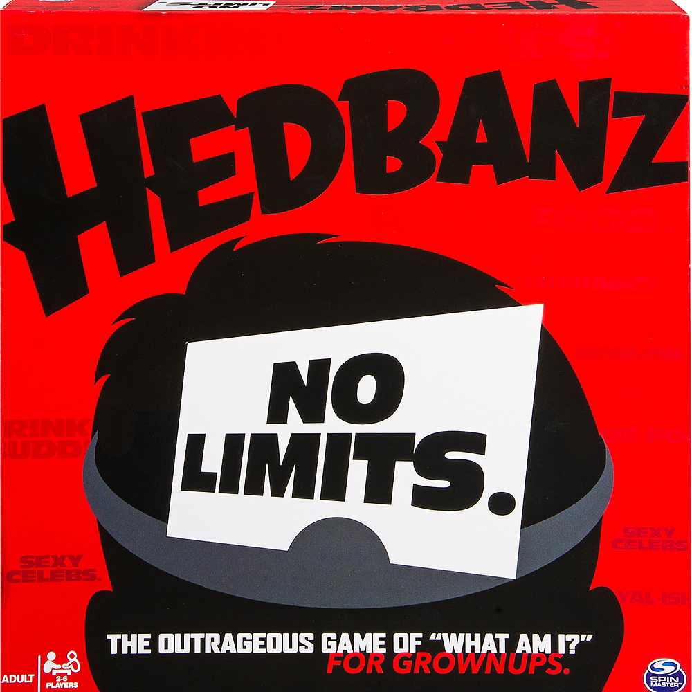 Nav Item for Hedbanz No Limits Image #1