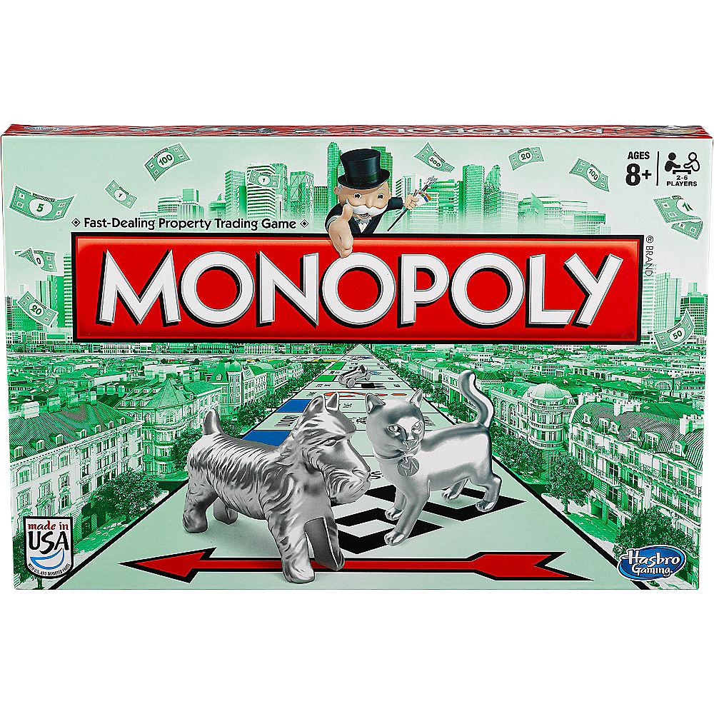 Monopoly Board Game Image #2