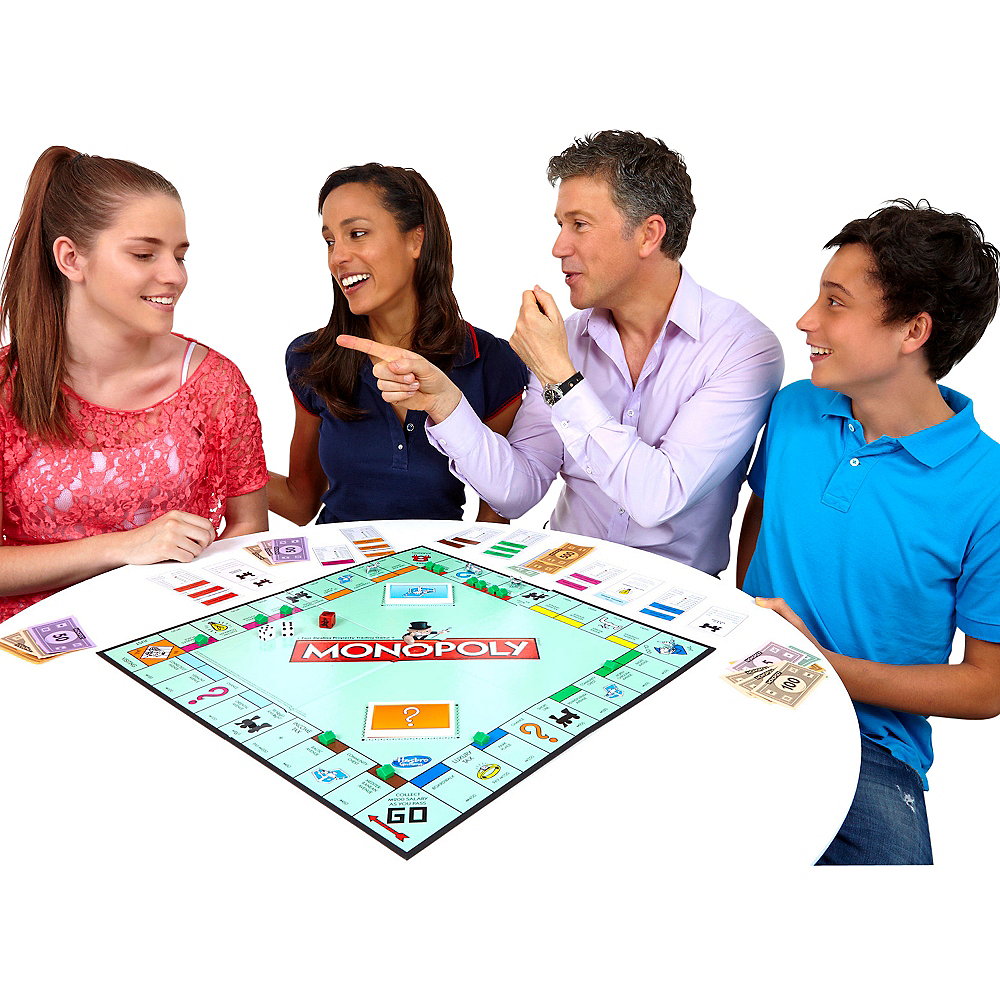 Monopoly Board Game Image #3