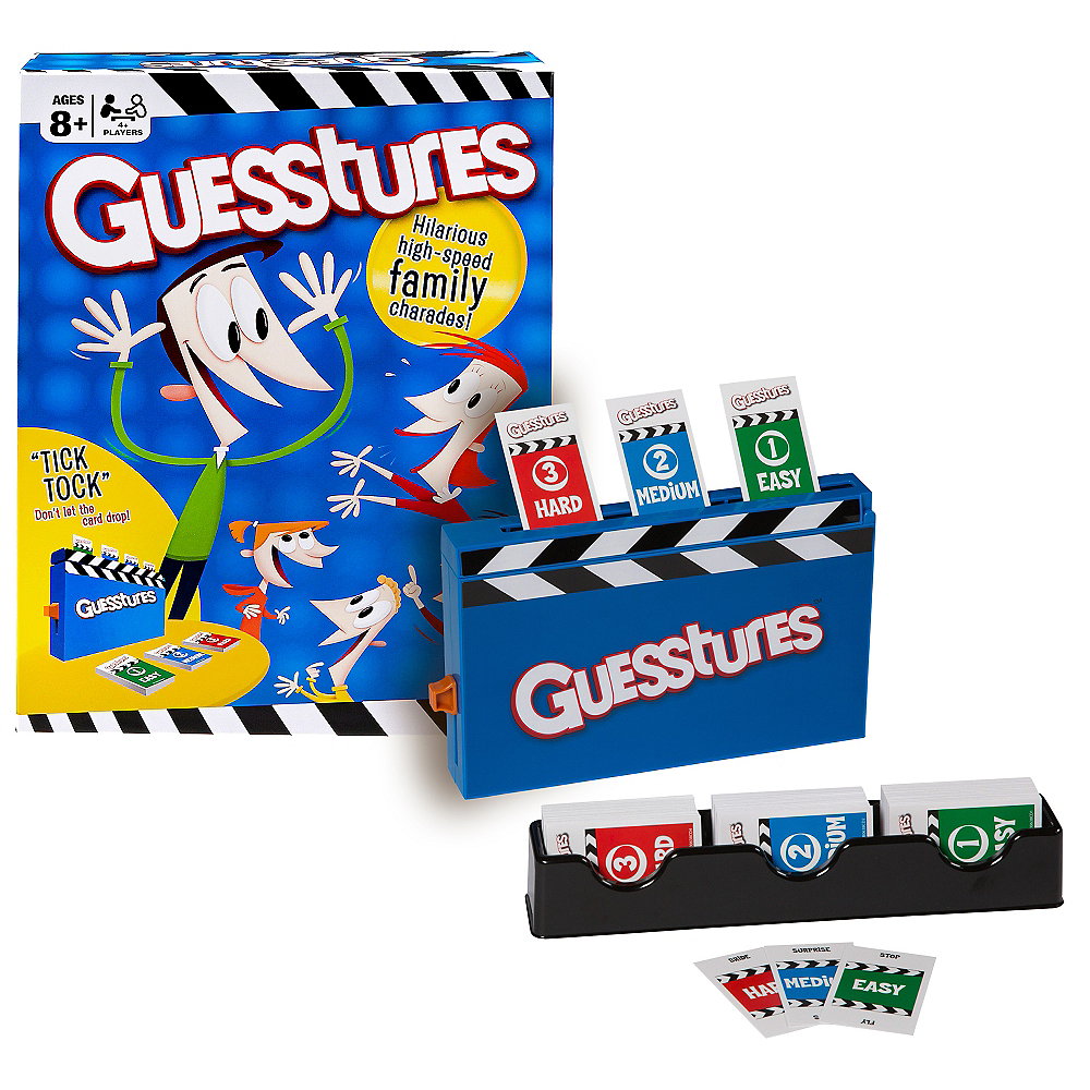 Guesstures Game Image #1