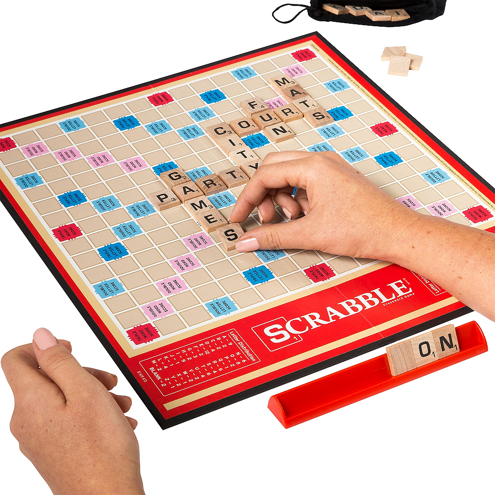 Scrabble Board Game Image #2