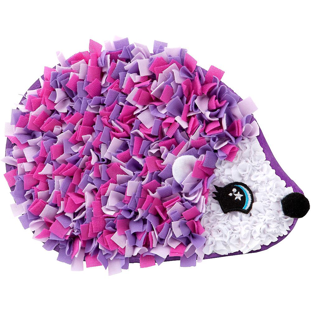 Hedgehog Pillow Plush Craft Kit 408pc Image #2