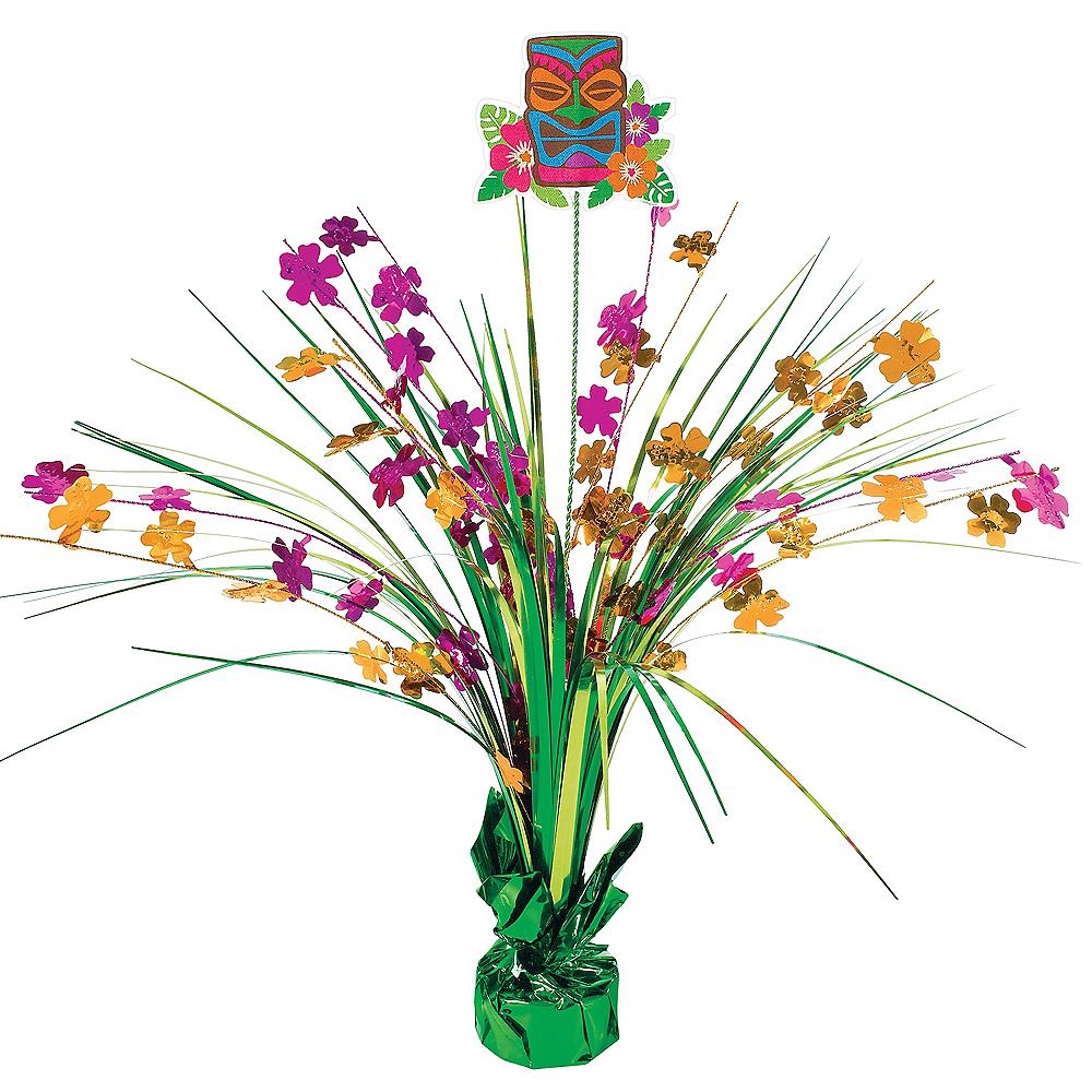 Tropical Tiki Spray Centerpiece Image #1