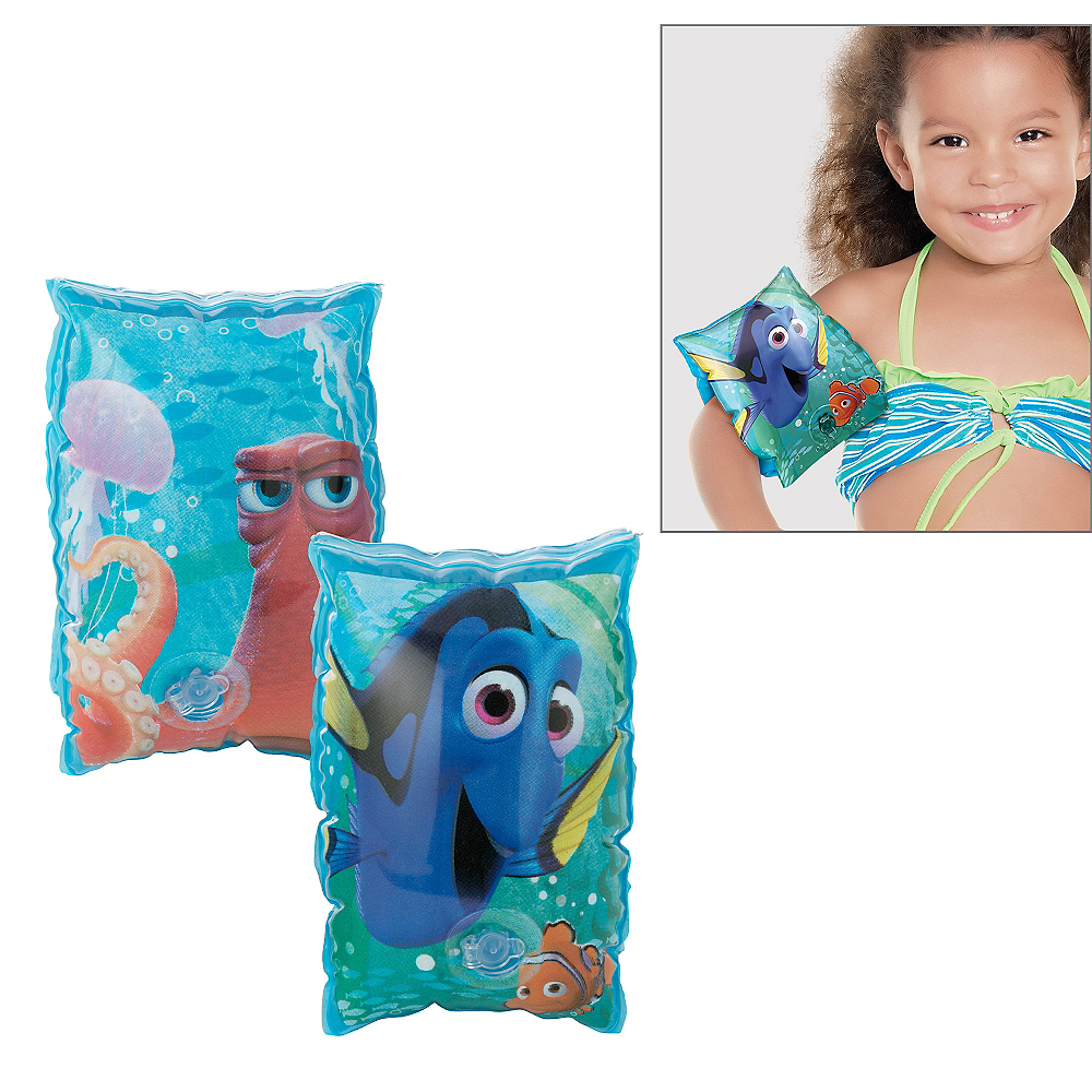 Child Finding Dory Arm Floaties Image #1