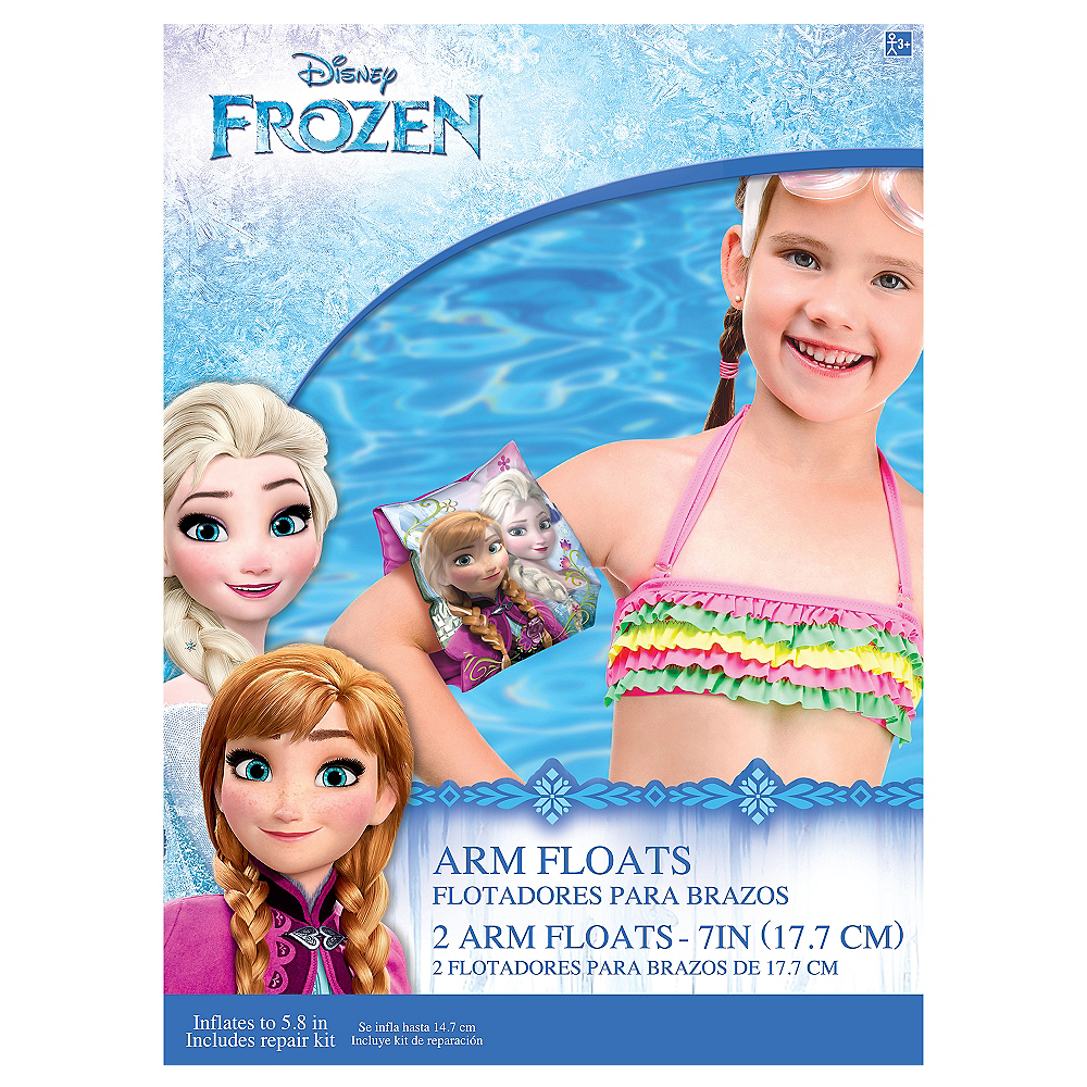 Child Frozen Arm Floaties Image #2