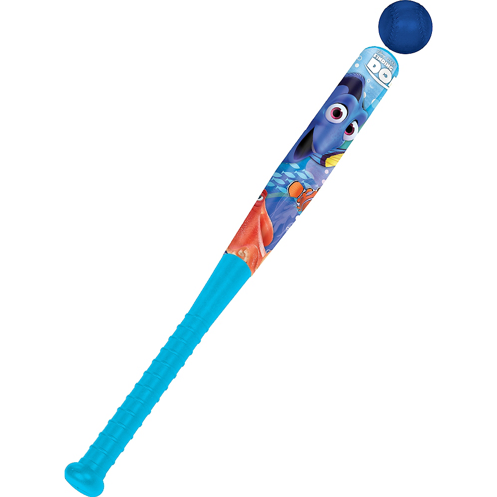 Nav Item for Finding Dory Toy Baseball Bat Set 2pc Image #1