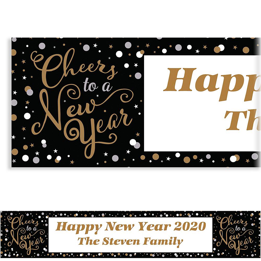 Custom Confetti Celebration Banner Image #1