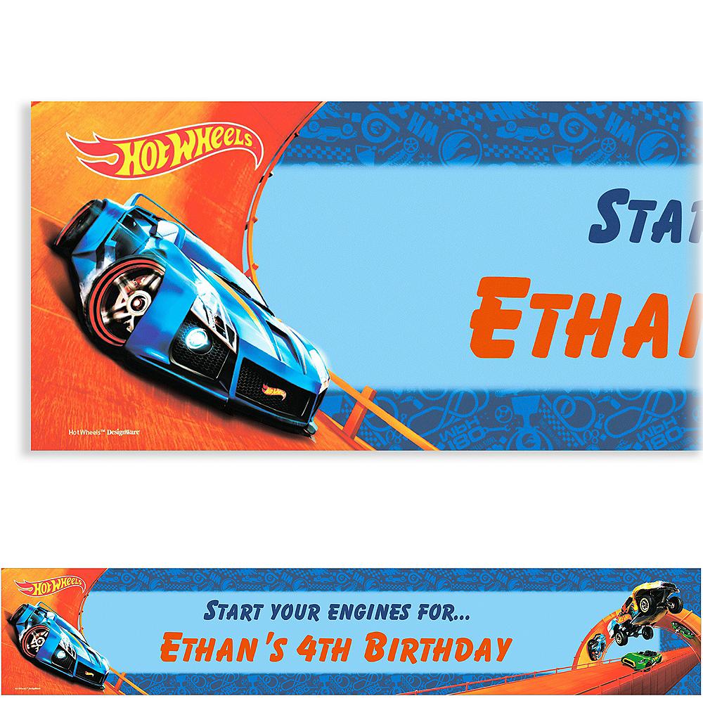 Custom Hot Wheels Wild Racer Banner Image #1
