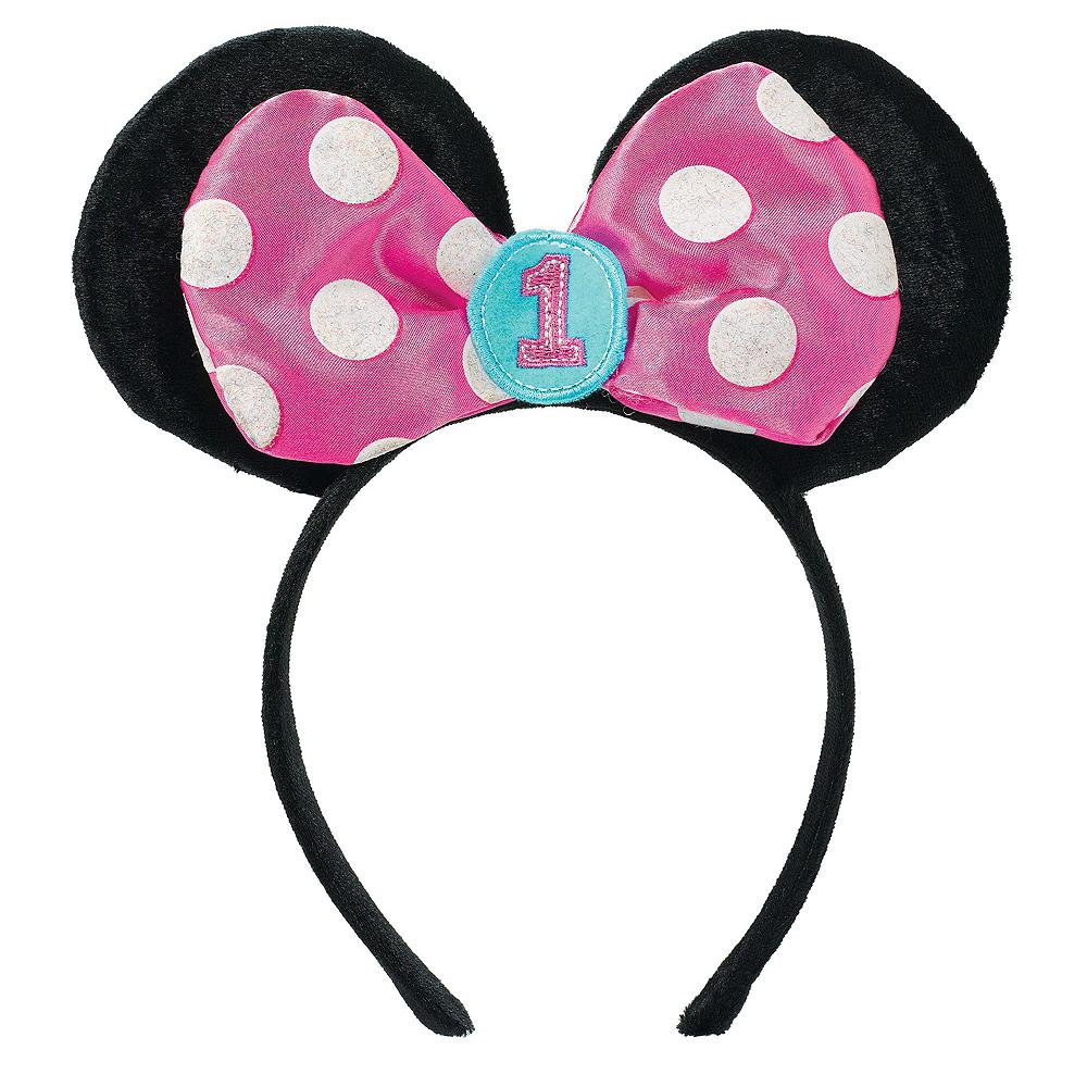 1st Birthday Minnie Mouse Smash Cake Kit Image #3