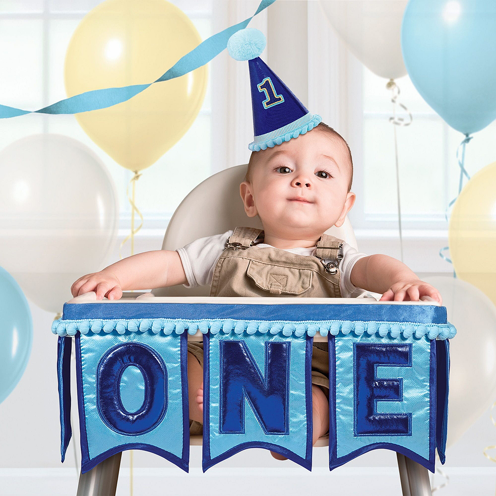 General Boy 1st Birthday Smash Cake Kit Image #5