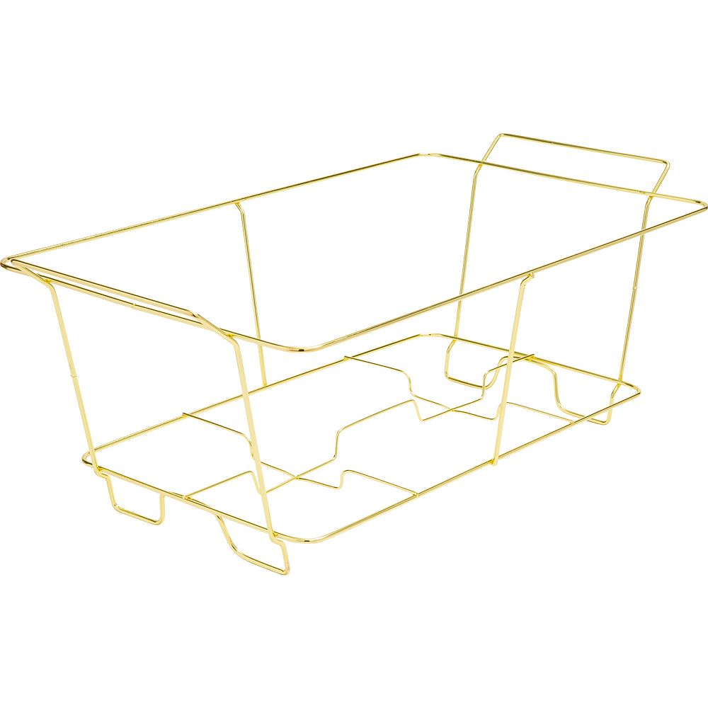 Nav Item for Gold Wire Chafing Dish Rack Image #1