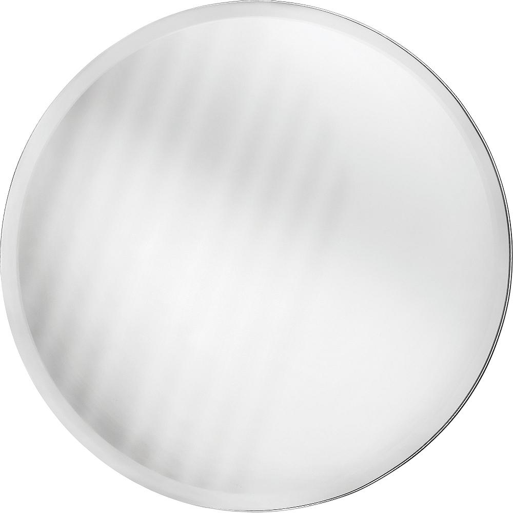 Round Mirror Centerpiece Image #2
